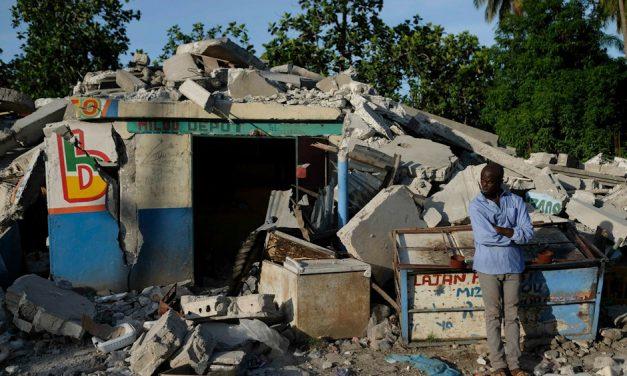 El clamor de los haitianos: una oportunidad a la vista