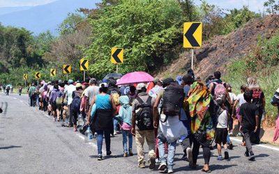 En verdad estamos ante una crisis migratoria