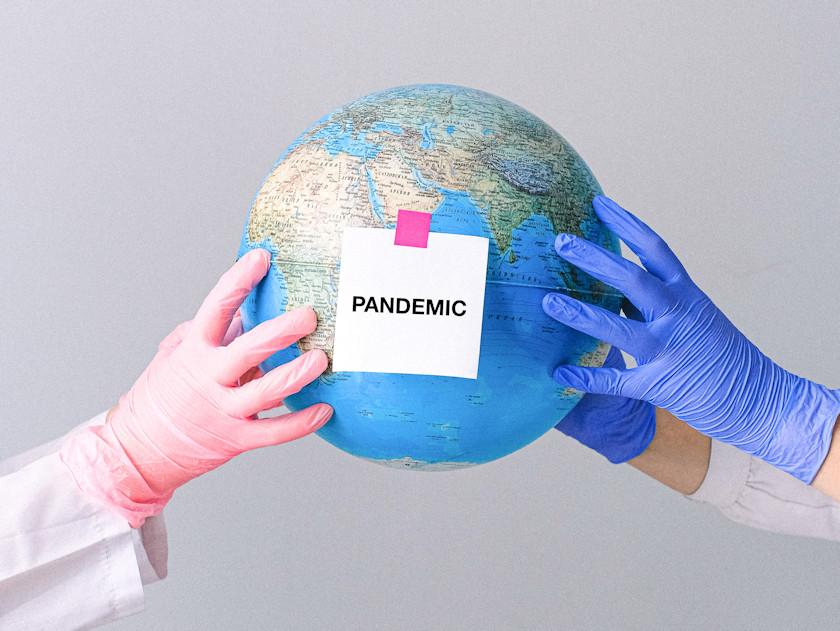 La pandemia y la geopolítica