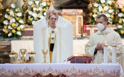 Papa Francisco: Triste el «ayuno litúrgico» por el Covid