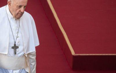El Papa Francisco no comprende tantas dudas sobre las vacunas COVID-19