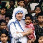 Lo que encontraron en la madre Teresa