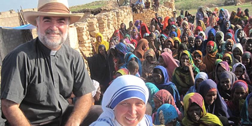 Santa Teresa de Calcuta: una mujer pequeña y a la vez gigantesca