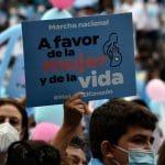Histórica marcha por la vida en México