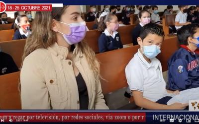 """25 octubre 2021   Crónica ACN «Siete Días"""""""
