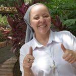 """""""Sor selfie"""", una influencer católica enamorada de Dios"""