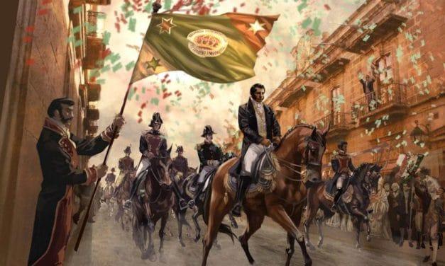¿Cómo fue el 27 de septiembre de 1821?